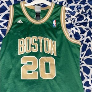 Ray Allen Authentic Special Edition NBA Jersey